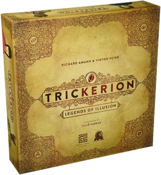 Trickerion board game