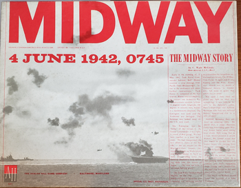 Midway board game