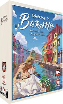 Walking in Burano board game