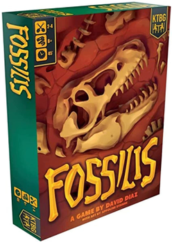 Fossilis board game