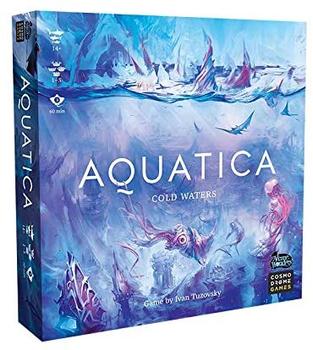 Aquatica: Cold Waters board game