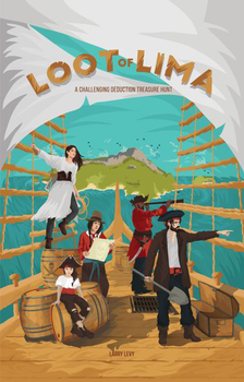 Loot of Lima board game