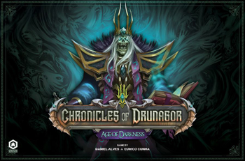 Chronicles of Drunagor: Age of Darkness board game