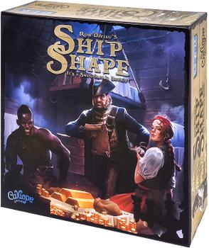 ShipShape board game