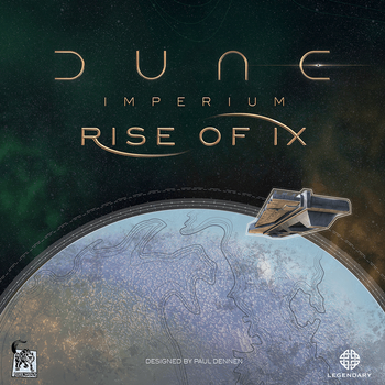 Dune: Imperium – Rise of Ix board game