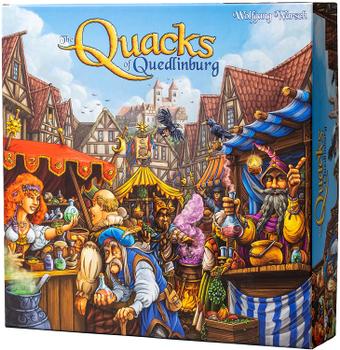 The Quacks of Quedlinburg board game