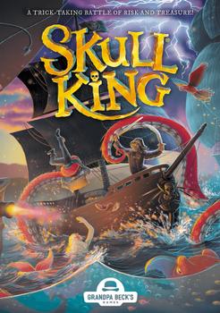 Skull King board game
