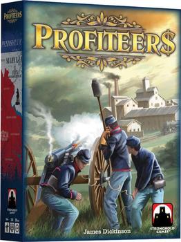Profiteers board game