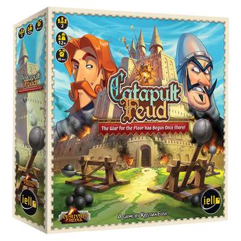 Catapult Kingdoms board game