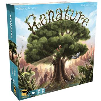Renature board game