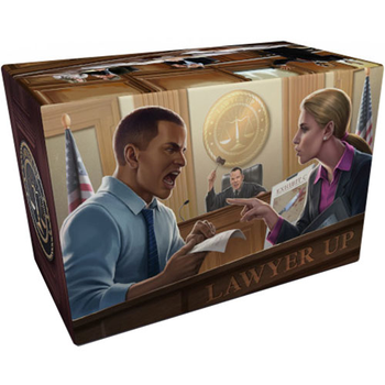 Lawyer Up board game