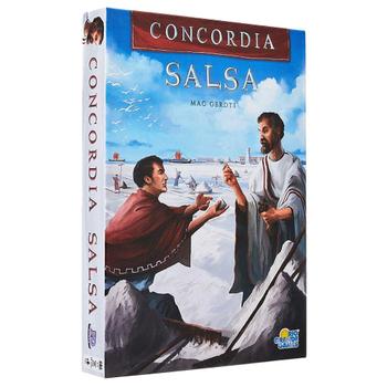 Concordia: Salsa board game
