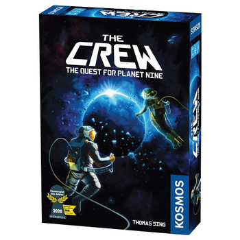 The Crew: The Quest for Planet Nine board game