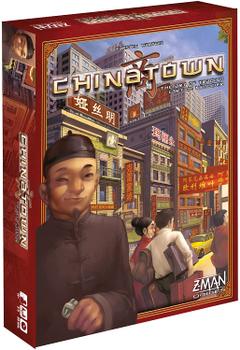 Chinatown board game