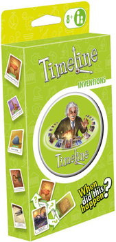Timeline: Inventions board game
