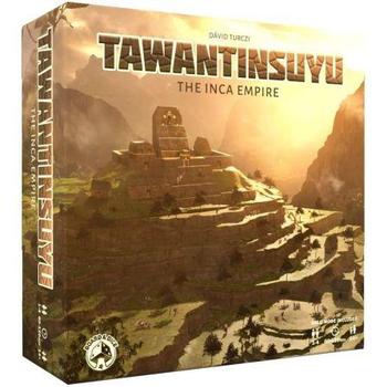 Tawantinsuyu: The Inca Empire board game