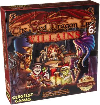 The Red Dragon Inn 6: Villains board game