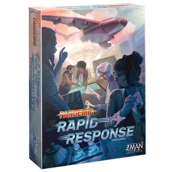 Pandemic: Rapid Response board game