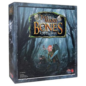 Too Many Bones board game