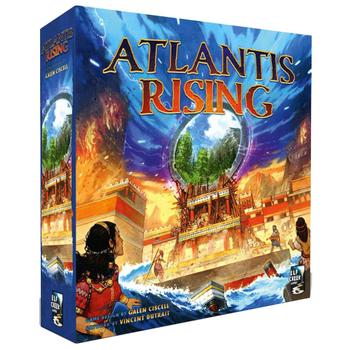 Atlantis Rising (second edition) board game