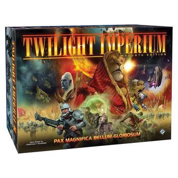 Twilight Imperium: Fourth Edition board game