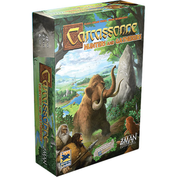 Carcassonne: Hunters & Gatherers board game