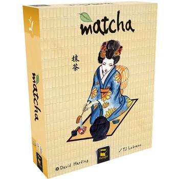 Matcha board game