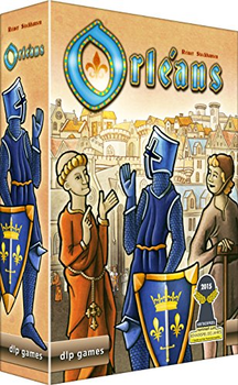 Orléans board game