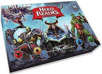 Hero Realms board game