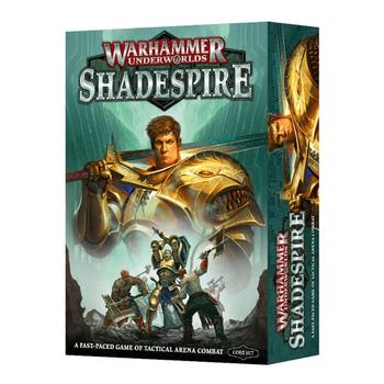 Warhammer Underworlds: Shadespire board game