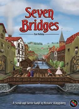 Seven Bridges board game