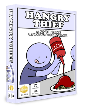 Hangry Thief board game
