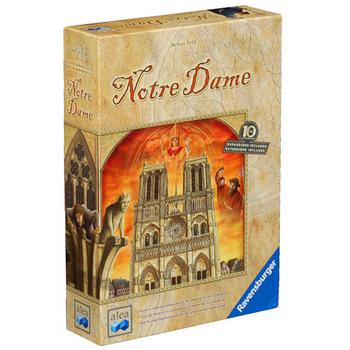 Notre Dame: 10th Anniversary board game