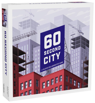 60 Second City board game