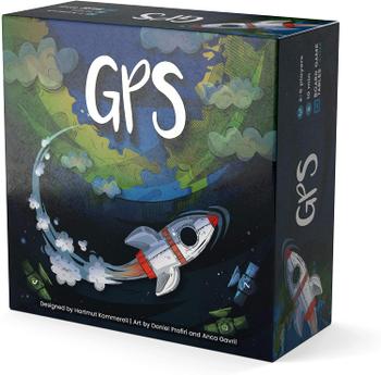 GPS board game