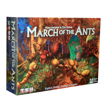 March of the Ants board game