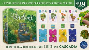 Verdant board game