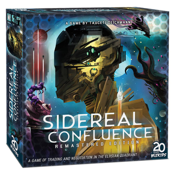 Sidereal Confluence board game