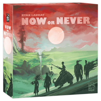 Now or Never board game