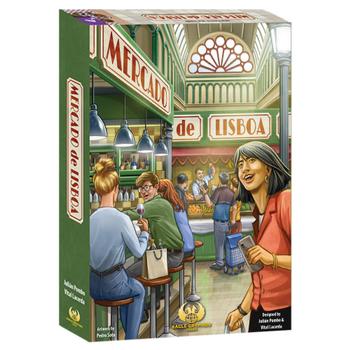 Mercado de Lisboa board game