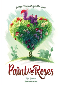 Paint the Roses board game