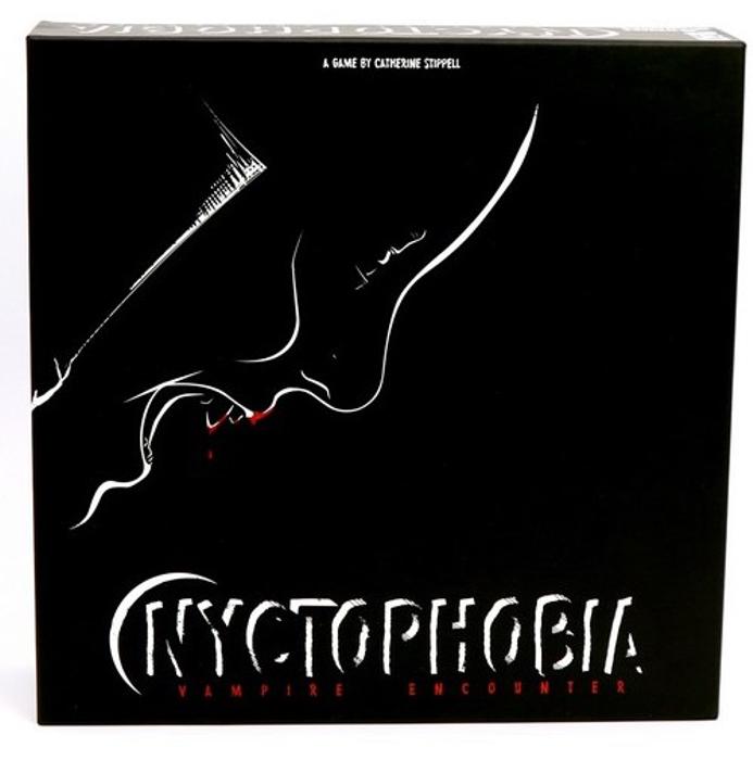 Nyctophobia: Vampire Encounter