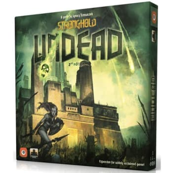 Stronghold Second Edition: Undead Expansion