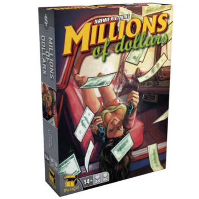 Millions of Dollars