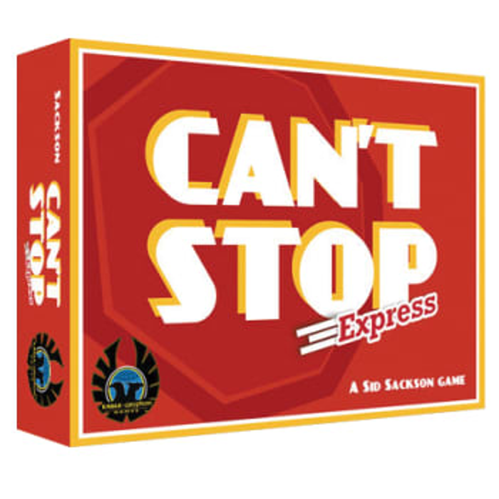 Can't Stop: Express