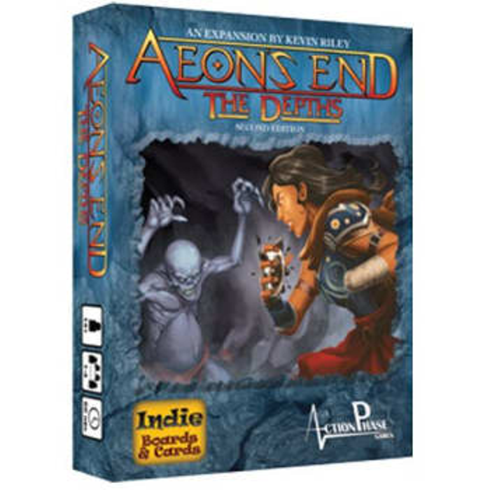Aeon's End: The Depths Expansion (Second Edition)