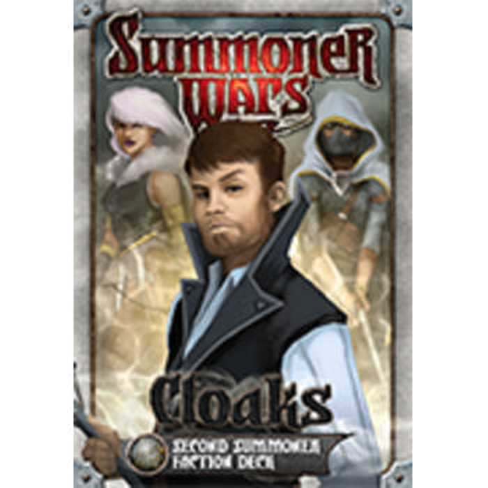 Summoner Wars: Cloaks Second Summoner Faction Deck