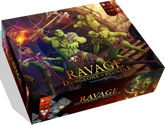 Ravage: Dungeons of Plunder