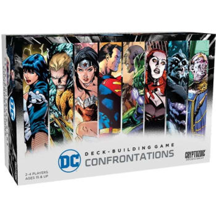 DC Deck-Building Game: Confrontations