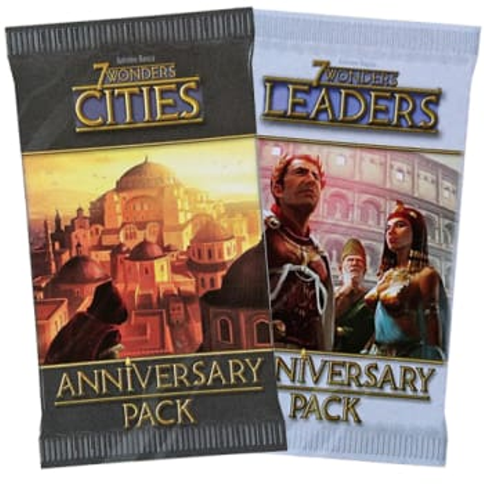 7 Wonders: Anniversary Pack Bundle